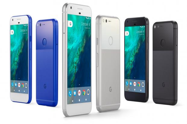 Google dévoile le smartphone Pixel et d'autres nouveautés
