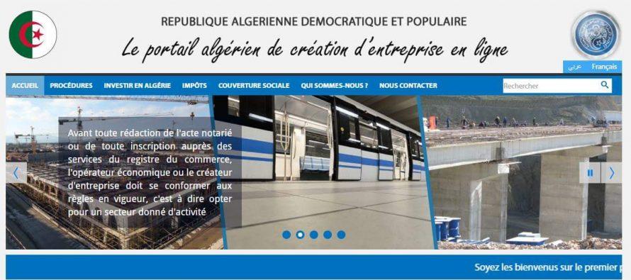 Entrepreneurs algériens, ce site vous guidera dans vos démarches