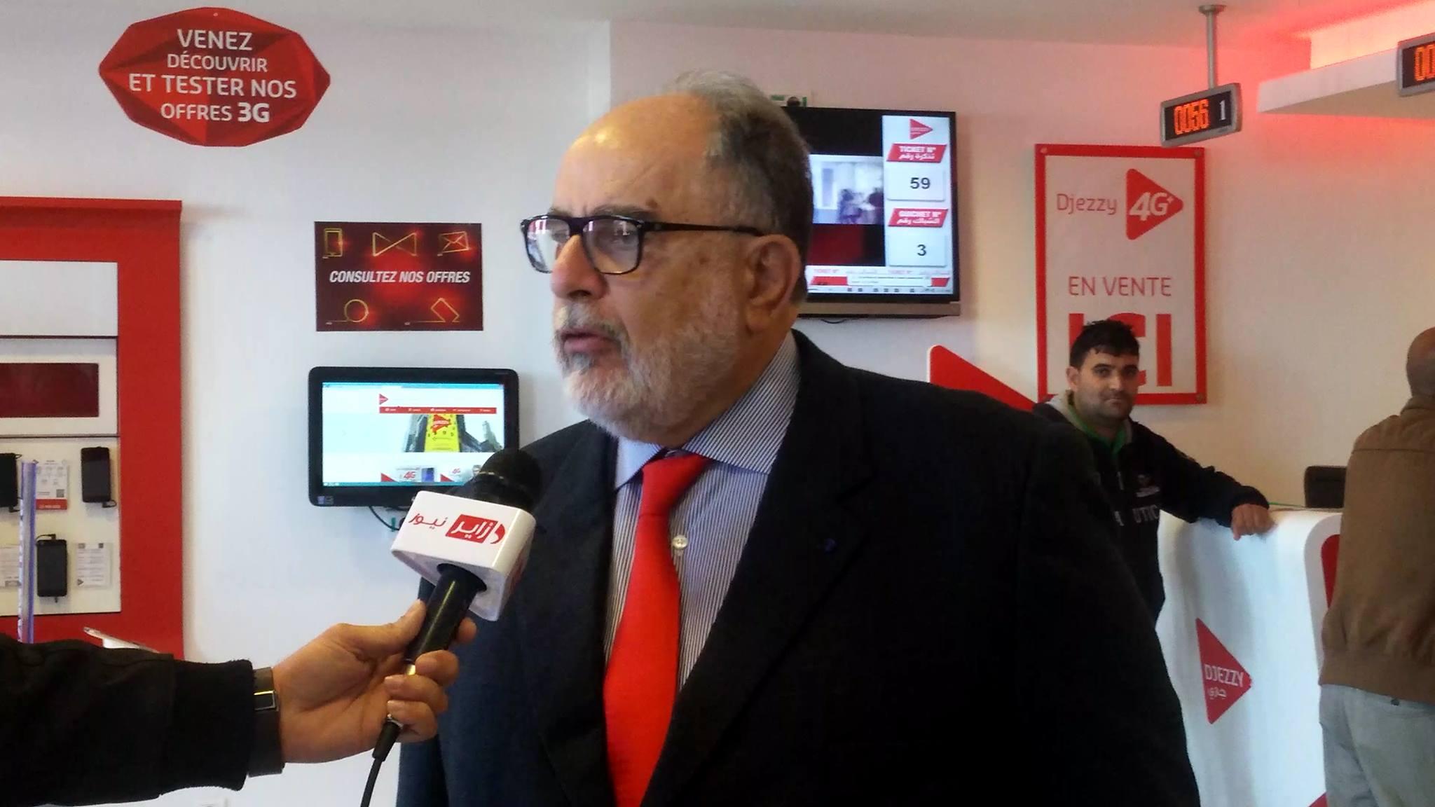 Djezzy déploie le réseau 4G à Alger et dans 12 autres wilayas