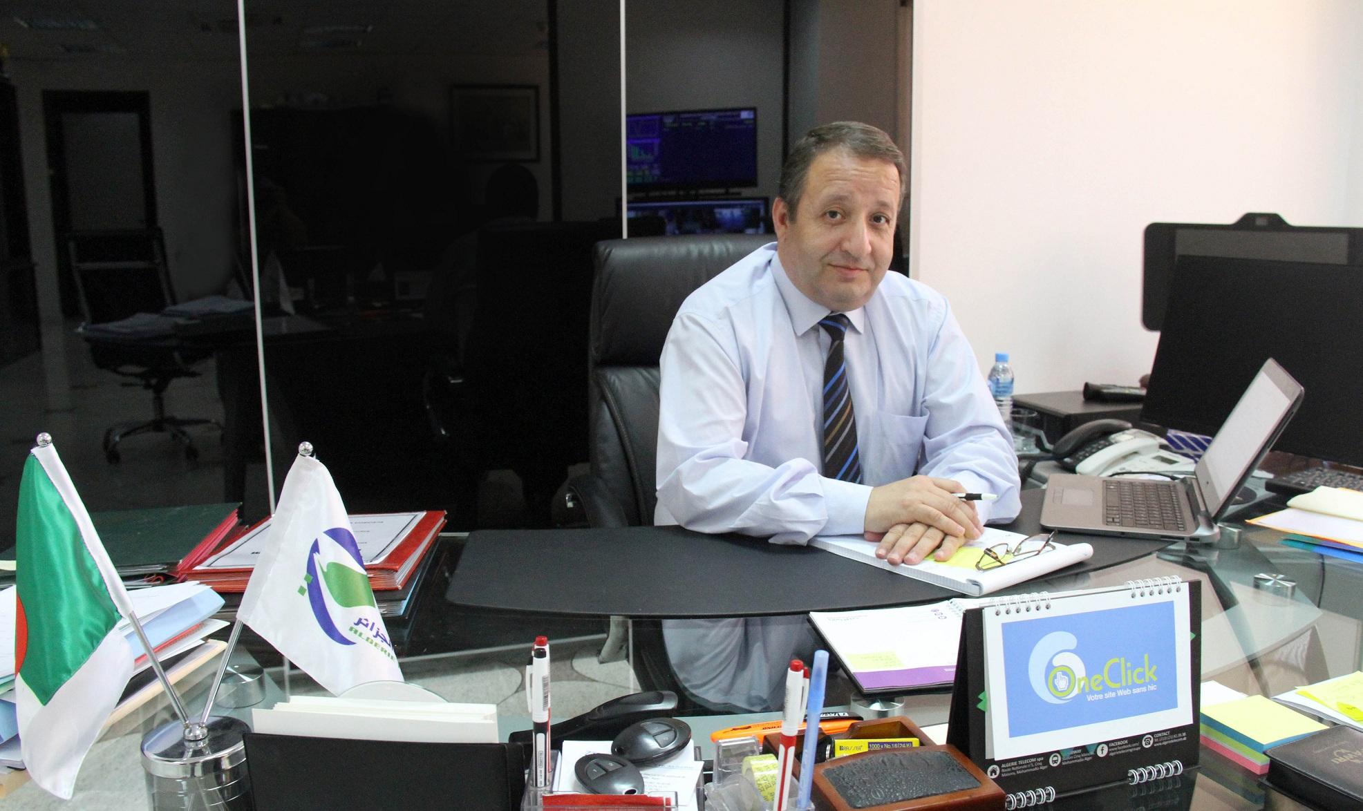 Ahmed Choudar nouveau P-DG de Mobilis, Tayeb Kebbal confirmé à la tête d'AT