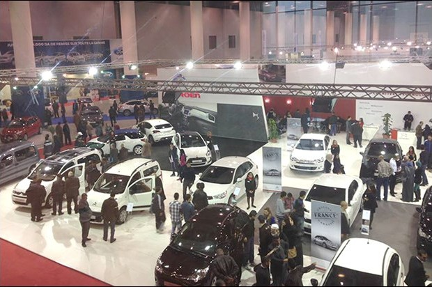 AutoWest du 7 au 17 décembre à Oran