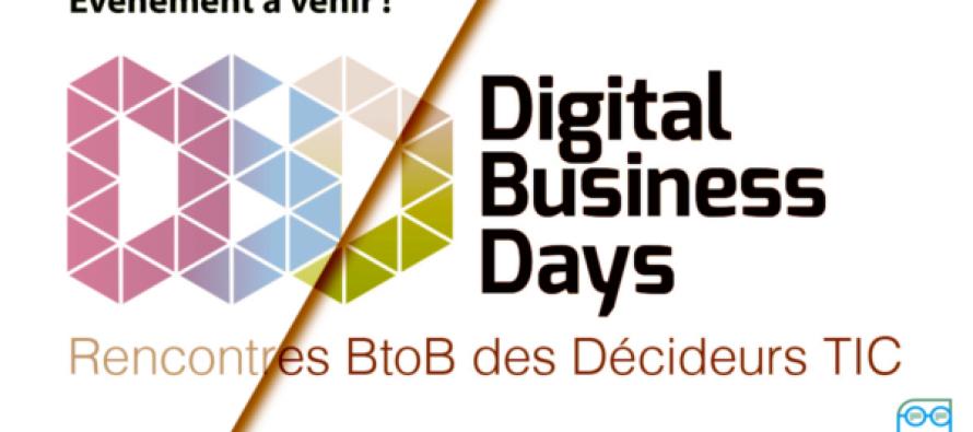 Les Digital Business days le 8 mai à Alger