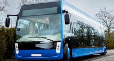 Le premier bus intelligent arrive à Alger
