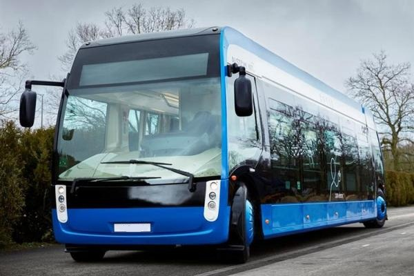 Le premier bus intelligent arrive à Alger