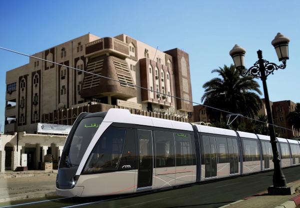 Le tramway de Ouargla opérationnel en mars 2018