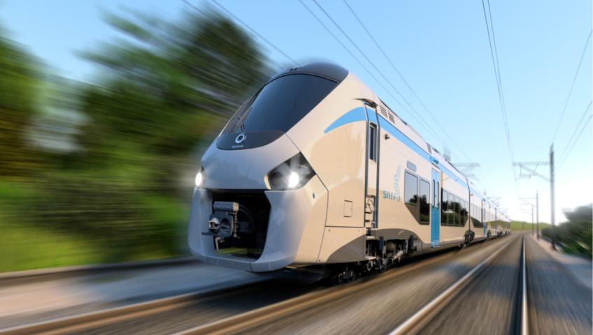 TGV Oran Alger