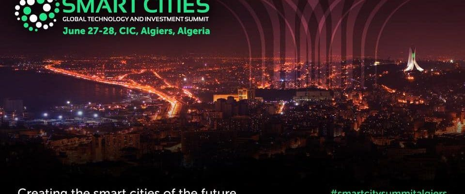 Smart cities global summit alger