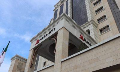 Marriott alger hôtel