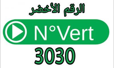 3030 Coronavirus Djezzy
