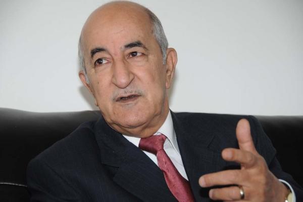 Abdelmadjid Tebboune débarque sur Twitter
