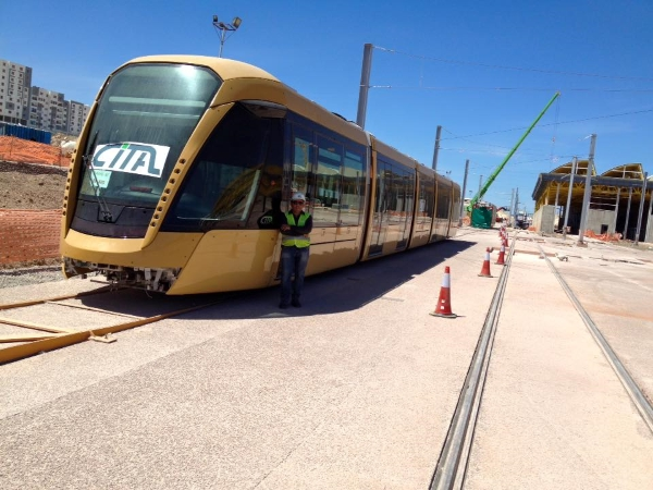 Le tramway de Sidi Bel Abbès désormais opérationnel