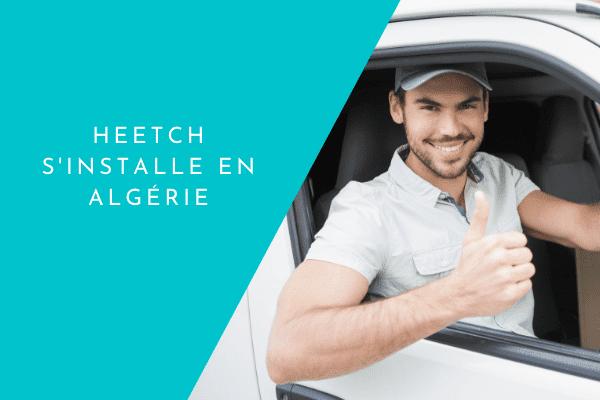 Heetch Algérie VTC