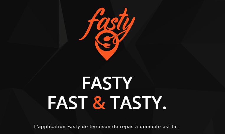 Fasty application livraison batna