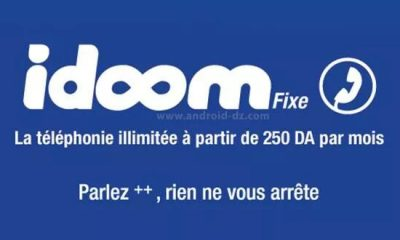 Idoom fixe promotion