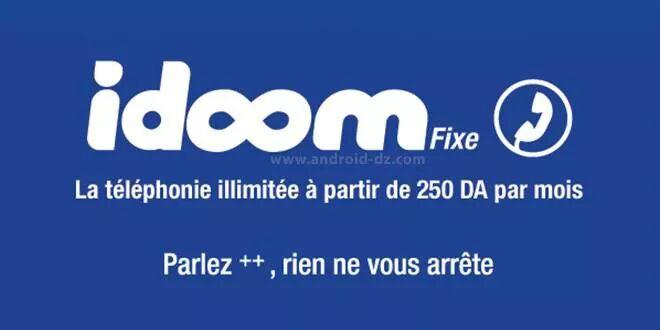 Idoom fixe promotion