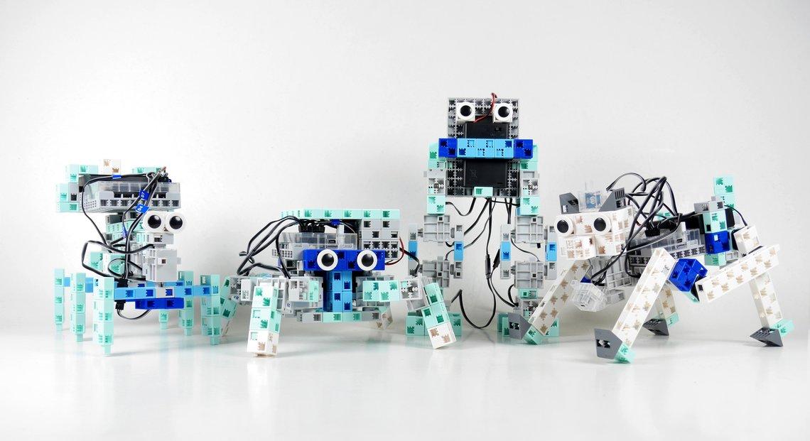 Ecole robotique alger