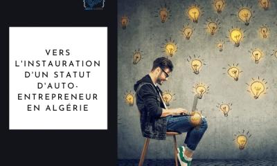 Auto entrepreneur algérie