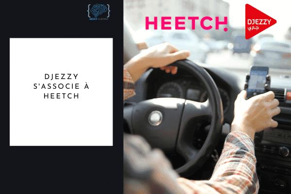 Heetch Djezzy partenariat