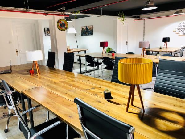 espace de coworking WORKYZZ