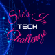 she's in tech marathon technologique she's in tech