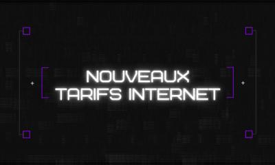NOUVEAUX TARIFS INTERNET ALGERIE